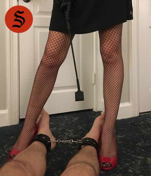 Mistress Caroline NO Slave Selection