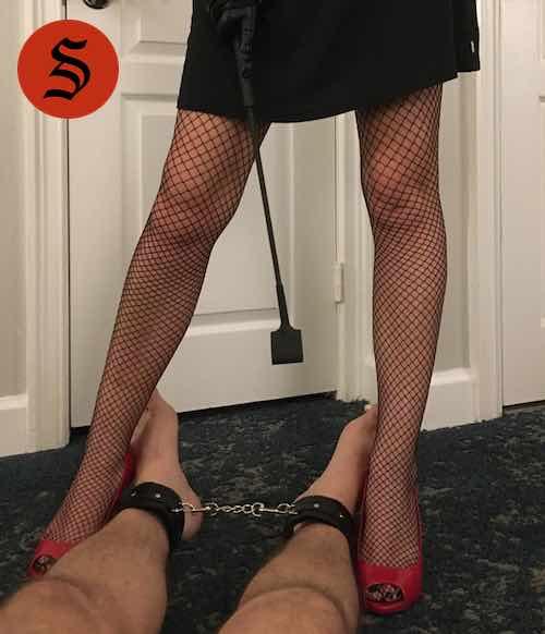 Mistress Caroline NO Slave Selection
